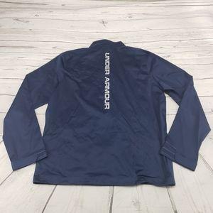 Under Armour Jackets & Coats - Under Armour Golf Jacket Size Medium Mens X Storm